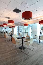 office cafeteria. brasov business park cafeteria office interior design