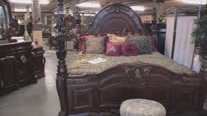 Captivating Bedroom Furniture Reference Bed Frame Cabinets All In Brown Color Katy  Furniture
