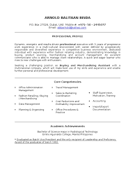 Buying Assistant Resume Sample Market Economics Business Economics