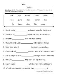 Adverb Worksheets | Have Fun Teaching
