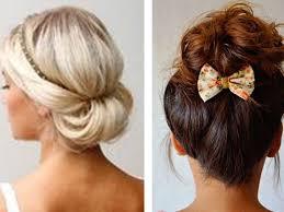 Coiffure Cheveux Mi Court Pour Mariage Cheveux Naturels 2019