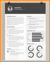 Cool Resume Formats Modern Resume Format New Nice Resume Formats