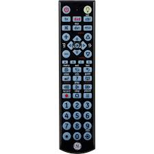 Ge Remote Access Shop Ge Universal 4 Device Remote Control At Lowescom