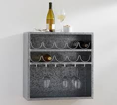 wine glass rack pottery barn. Unique Pottery Antique Modular Wine And Glass Storage  In Rack Pottery Barn A