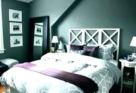 gray bedroom colors purple and grey paint for master lavender teal ideas be