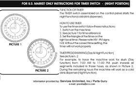 index of user Commercial Defrost Timer Wiring Diagram defrost timer setting jpg · diagram Typical Defrost Timer Wiring Diagram