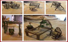 furniture fairy. Sofa Chair Plan Best Diy Fairy Furniture Simple Made These Myself Fairyhouse For