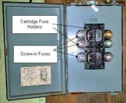 changing a fuse panel to a circuit breaker panel part  house fuse panel