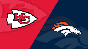 Kansas City Chiefs At Denver Broncos Matchup Preview 10 17