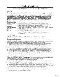Unique Network Control Engineer Sample Resume B4 Online Com