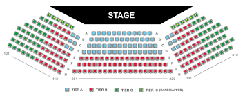 Colony Theater Miami Seating Chart To View Our Theater Seating Chart