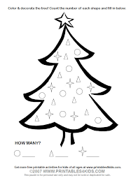 christmas tree coloring page printables4kids free coloring pages, word search puzzles, and on word search worksheets free