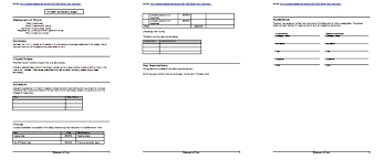 Sample Statement Of Work Template Sow Format Omfar Mcpgroup Co