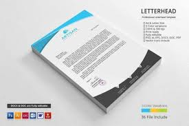 14+ Formal Letterhead Designs And Examples - Psd, Ai