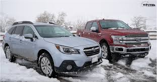 What's Better In the Snow - A Car or a Truck? [Video] - The Fast ...