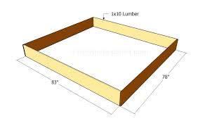 king size bed frame dimensions. Width Of A Queen Size Bed Frame King Plans How To Build Step  . Dimensions