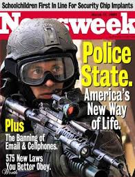 Police State - A Reality for Americans