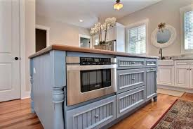 splendid microwave kitchen trends also stunning island with ideas cart stools table on a large center