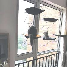 cat window perch cat window sill perch diy