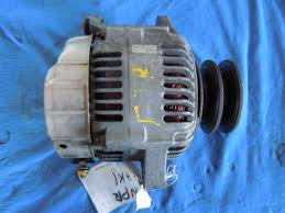 alternator isuzu npr nrr truck parts busbee isuzu 6hk1 alternator ftr fvr fsr frr 1999 2003 gmc t6500 t7500 used
