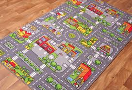 childrens rugs town road map city rug play village mat baby room carpets kids rooms most room carpets area decor for