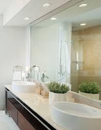 recessed lighting bathroom. Recessed Lighting In Modern White Bathroom