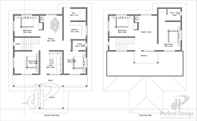 kerala style house plan design homes zone plans 1500 sq ft in simple