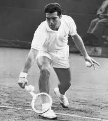 Nicola Pietrangeli ITA | Nicola pietrangeli, Tennis players, Vintage tennis