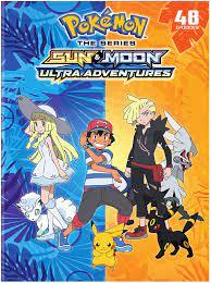 Amazon.co.jp: Pokémon Sun & Moon Ultra Adventures : DVD