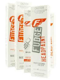 Details About Fudge Head Paint 60ml Tubes Hair Colour
