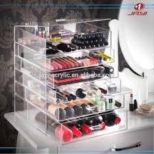 whole custom 6 drawer acrylic makeup organizer with drawers acrylic makeup organizer whole acrylic makeup organizer with drawers 6 drawer