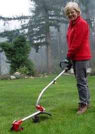 gas weedeater. trimmer trolley\u0027s advanced design makes even long, fatiguing jobs fly-by and without the gas weedeater e