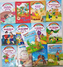 Sét 20 quyển truyện tranh cổ tích cho bé - P610577 | Sàn thương mại điện tử