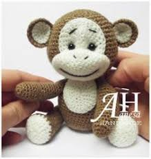 Amigurumi Patterns Free Amazing Free Monkey Crochet Pattern Free Amigurumi Patterns Detičky