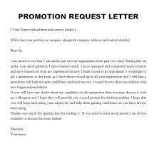 requesting a promotion letter 10 unique application for promotion sample best ideas of letter
