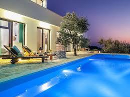 Luxus Villa Chic Mit Poolmeerblick Terrasse Gehobene Einrichtung