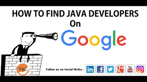 How To Find Resumes On Google Boolean Search Image Search Java