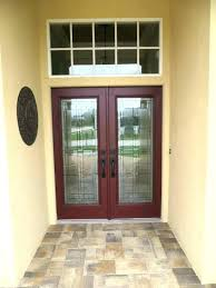 replace front door glass insert cost replacement panels garage windows inserts