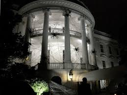 Did The White House Decorate For Halloween