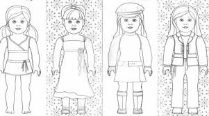 Small Picture Get This American Girl Coloring Pages Free Printable q8ix13