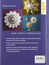 Briefumschlagssterne Kreativkompakt Zauberhafte Winter