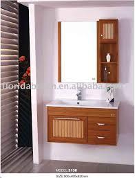 Bamboo Bathroom Cabinets Wall Mounted Bamboo Bathroom Vanity Wall Mounted Bamboo Bathroom