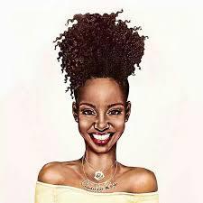 Hairstyles For Black Women 54 Stunning 24 Best Black Girl Images On Pinterest Black Art Black Beauty And
