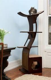 designer cat trees furniture. Modren Trees Cat Furniture  Trees Perches Condos Tree Lotus Espresso For Designer Trees O