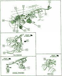1991 ford f 150 radio wiring diagram 1991 automotive wiring diagrams 1991 gmc van fuse box diagram