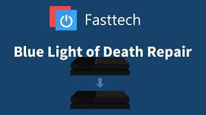 Blue Light Ps4 Pro Ps4 Turns On Then Off Flashing Blue Light Fix Blue Light Of Death