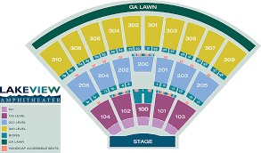 St Joseph S Amphitheater Seating Chart St Josephs Health Amphitheater At Lakeview Tickets