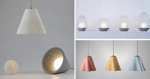 dror kaspi of ardoma design has created three new lighting collections that make use materials like