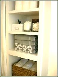 bathroom closet storage ideas hall organizers organizer linen cupboard containers stora bathroom closet storage ideas