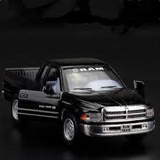 Dodge RAM 1500 Pickup Trucks Model Cars 1 44 Toys Alloy Diecast ...
